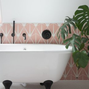 Ca'Pietra bathroom tiles